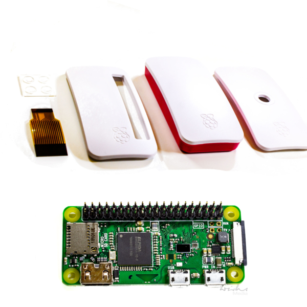 Set / Bundle Raspberry Pi Zero WH und Case