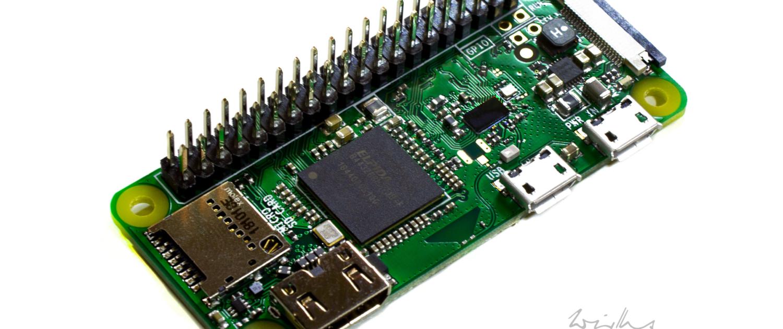 Raspberry Pi Zero WH