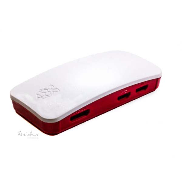 Offizielles Raspberry Pi Zero Gehäuse, Case