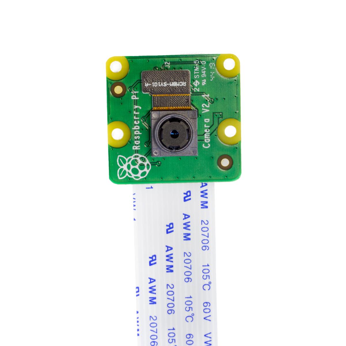 Raspberry Pi V2.1, 8 MP 1080P Kamera-Modul Vorderansicht 2