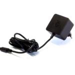 offizielles Raspberry Pi USB-C Netzteil 5,1V 3,0A, EU, schwarz Vorderansicht