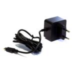 offizielles Raspberry Pi USB-C Netzteil 5,1V 3,0A, EU, schwarz Seitenansicht